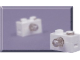 Set No: 970005  Name: 9-Volt 1 x 2 Lamp Brick (Pack of 2)