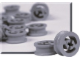 Set No: 970010  Name: Hubs Gray (Pack of 50)