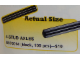 Set No: 970014  Name: 4-Stud Axles