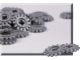 Set No: 970017  Name: 14-Tooth Beveled Gears (Pack of 100)