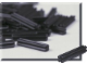 Set No: 970019  Name: Black 3 Stud Axle (Pack of 100)