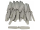 Set No: 970031  Name: Propeller, Gray (Pack of 25)
