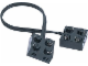 Set No: 970041  Name: 128 MM Connecting Leads (Pack of 3)