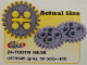 Set No: 970045  Name: 24-Tooth Gear