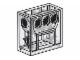 Set No: 970646  Name: Gear Blocks (Pack of 5)