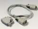 Set No: 9768  Name: Control Lab Serial Cable for IBM PC and Compatible (9 and 25 pin)
