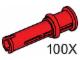 Set No: 991337  Name: Connector Peg with Axle (Pack of 100)