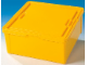 Set No: 9920  Name: X-Large Yellow Storage Bin (17in x 17in x 7.5in)