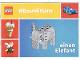 Set No: BMU01  Name: BauMitUns einen Elefant (German)