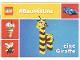 Set No: BMU02  Name: BauMitUns eine Giraffe (German)