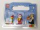 Set No: Blister0001  Name: Brand Store Minifigure Christmas 2018 blister pack