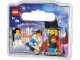 Set No: Disneylandparis  Name: LEGO Store 1st Anniversary Exclusive Set, Disneyland Paris, France blister pack