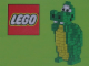 Set No: Gator  Name: Boford P. Alligator (LEGO Store Building Event Exclusive)