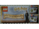 Set No: HPG01  Name: Harry Potter Gallery 1 - Potter, L. Malfoy, Lockhart, Madame Hooch