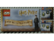 Set No: HPG03  Name: Harry Potter Gallery 3 - Dumbledore, Ginny Weasley, D. Malfoy, Snape