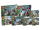 Set No: K7029  Name: Complete Castle Collection