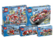 Set No: K7945  Name: Firefighter Collection