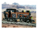 Set No: KT106  Name: Large Train Engine Brown