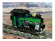 Set No: KT304  Name: Small Train Engine Green