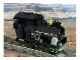 Set No: KT305  Name: Small Train Engine Black