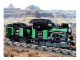 Set No: KT404  Name: Small Train Engine with Tender Green
