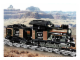Set No: KT406  Name: Small Train Engine with Tender Brown