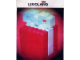 Set No: LLCA06  Name: Holiday Gift Box (Red Box, White Bow) (Legoland California)