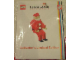 Set No: LLCA21  Name: Sitting Santa (Legoland California)
