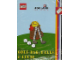Set No: LLCA26  Name: Golf Bag, Balls & Clubs (Legoland California)