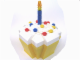 Set No: LLCA51  Name: Legoland California 10th Birthday Cupcake Box  (LLCA Ambassador Pass Exclusive)