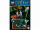 Set No: LOC391403  Name: Cannon, Chi and Axe foil pack