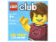 Set No: LimeMax  Name: LEGO Club Lime Max polybag