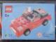 Set No: RWE  Name: {RWE Erdgasfahrzeug Promotional Cabrio}