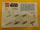 Set No: TantiveIV  Name: LEGO Brand Store Exclusive Build: Tantive IV