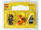 Set No: bam202003  Name: Build-a-Minifigure (BAM) 2020 Set 3 blister pack