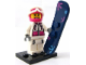 Set No: col03  Name: Snowboarder, Series 3 (Complete Set with Stand and Accessories)