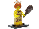 Set No: col05  Name: Cave Woman, Series 5 (Complete Set with Stand and Accessories)