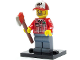 Set No: col05  Name: Lumberjack, Series 5 (Complete Set with Stand and Accessories)