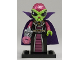 Set No: col08  Name: Alien Villainess, Series 8 (Complete Set with Stand and Accessories)