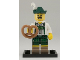 Set No: col08  Name: Lederhosen Guy, Series 8 (Complete Set with Stand and Accessories)