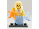 Set No: col09  Name: Mermaid, Series 9 (Complete Set with Stand and Accessories)