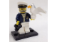 Set No: col10  Name: Sea Captain, Series 10 (Complete Set with Stand and Accessories)