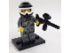Set No: col10  Name: Paintball Player, Series 10 (Complete Set with Stand and Accessories)