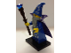 Set No: col12  Name: Wizard, Series 12 (Complete Set with Stand and Accessories)