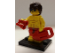 Set No: col12  Name: Lifeguard, Series 12 (Complete Set with Stand and Accessories)