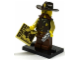 Set No: col13  Name: Sheriff, Series 13 (Complete Set with Stand and Accessories)