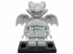 Set No: col14  Name: Gargoyle, Series 14 (Complete Set with Stand and Accessories)