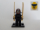 Set No: col15  Name: Kendo Fighter, Series 15 (Complete Set with Stand and Accessories)
