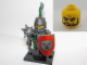 Set No: col15  Name: Frightening Knight, Series 15 (Complete Set with Stand and Accessories)