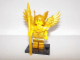 Set No: col15  Name: Flying Warrior, Series 15 (Complete Set with Stand and Accessories)